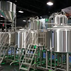 view brewhouse brewery equipment