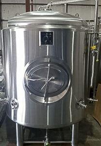 Brite Tank Installed in Brewery