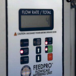 Grain Measuring Scale