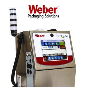 Weber Date Coder for Beverage Canning