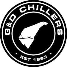 G & D Chillers Logo